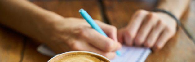 Online schrijfcafé